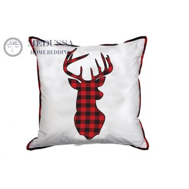 YES CANADA RED DEER CUSHION