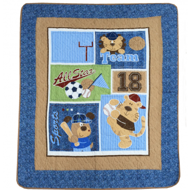 KIDS/BABIES COTTON QUILT/BLANKET