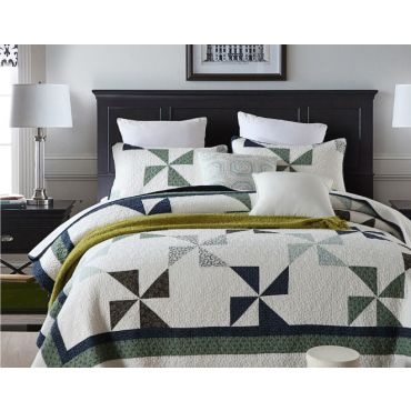 Lynden Quilt/Coverlet Set
