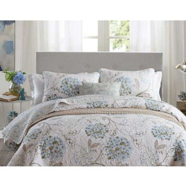 Elsa Quilt/Coverlet Set (SUPER QUEEN SIZE)