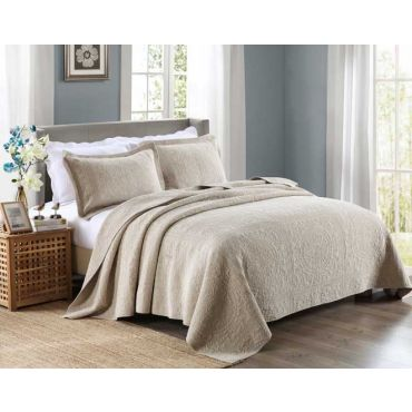 Amber Quilt/Coverlet Set (King size only)