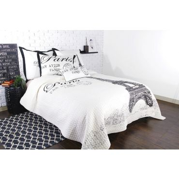 J'ADORE Quilt/Coverlet