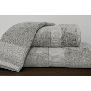 Bamboo Towels- Ash Grey