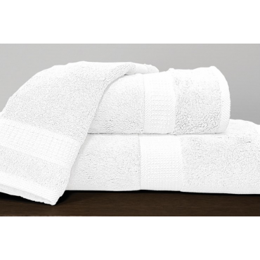 Bamboo Towels- White