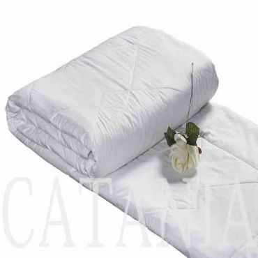 Catania Premium 100% Mulberry Silk Duvet (All season warmth)