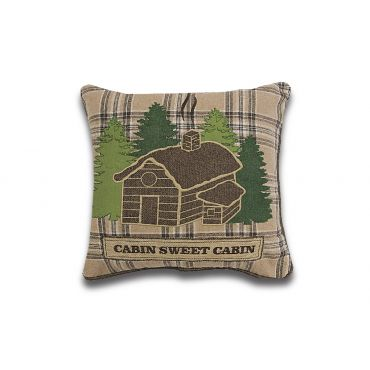 Sweet Cabin Cushion