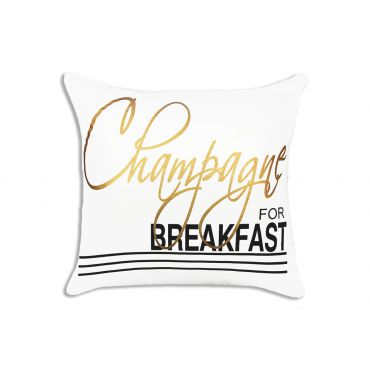 Golden Champagne Cushion