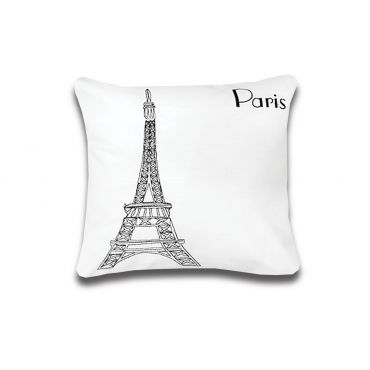Bonjour Paris Cushion