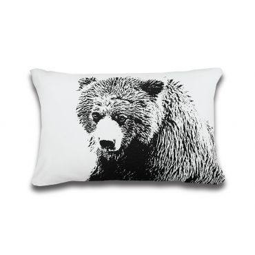 Wild Bear Cushion