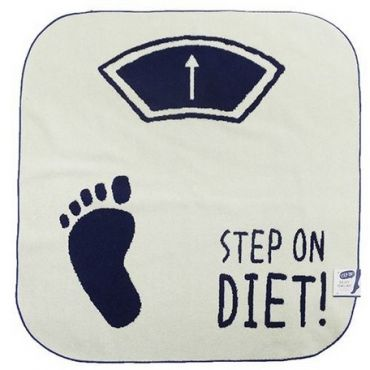 STEP ON DIET ! Bath Mat (out of stock)