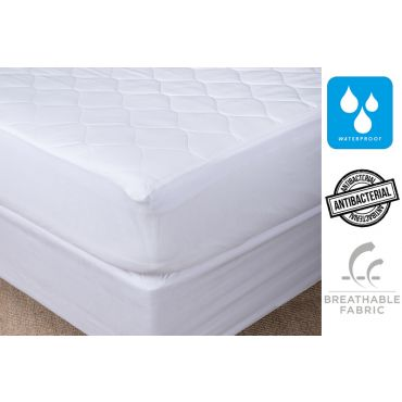 Waterproof Mattress Pad/Cover