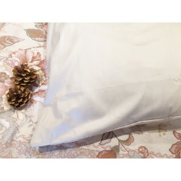 Cotton Sateen Pillow Case - Beige