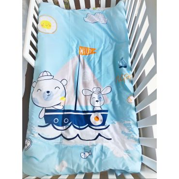 'BLUE SAIL' KIDS' COMFORTER