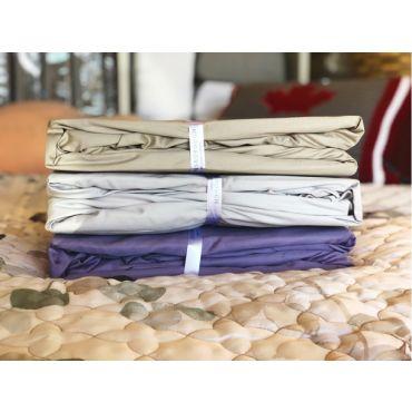 Kouchini Organic Cotton Fitted Sheet