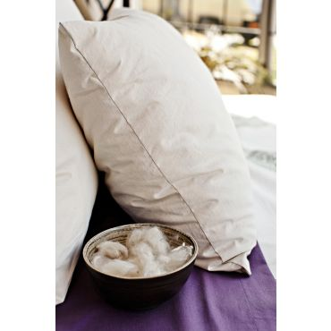 Made in Canada Kapok Pillow (kids size available)