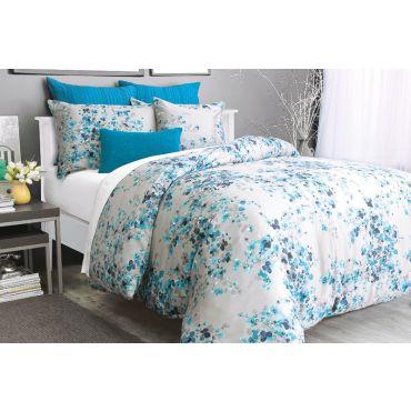 Night Blossom Duvet Cover