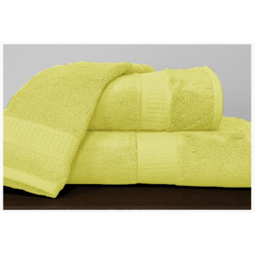 Bamboo Towels-BUTTER YELLOW