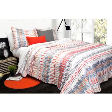 ALAMODE COPLEY QUILT/COVERLET