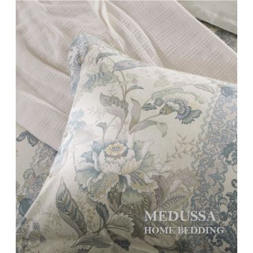 Cotton Sateen Pillow Case-The Songs of Leaf