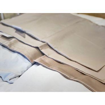 全棉枕套(可配套美杜莎荞麦枕尺寸)