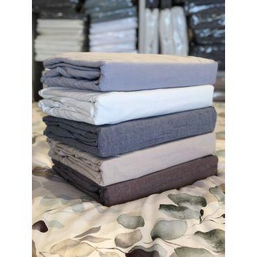 水洗棉床笠