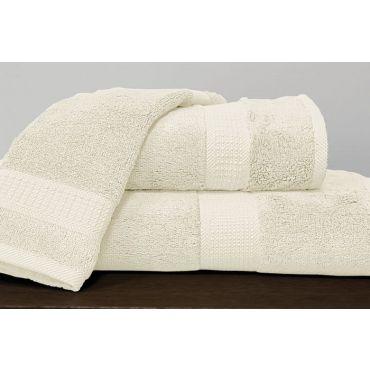 竹纤维毛巾-象牙白
